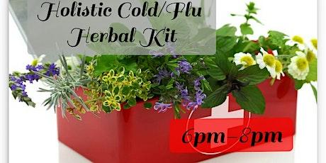 DIY Holistic Cold/Flu Herbal Kit tickets
