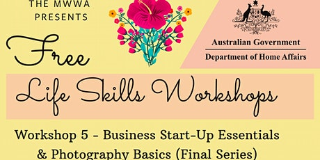 Life Skills Workshop by MWWA - Series 5 (Final Workshop) tickets