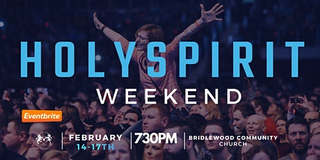 Holy Spirit Weekend tickets