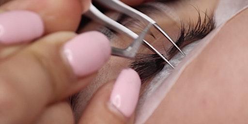 Classic + Volume Eyelash Extension Training