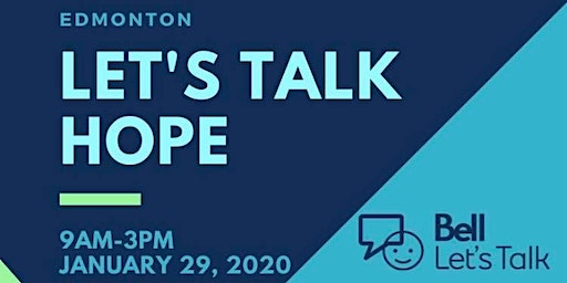 Let's Talk HOPE Edmonton