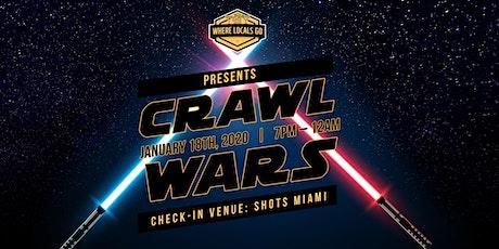 3rd Annual Crawl Wars - Wynwood tickets