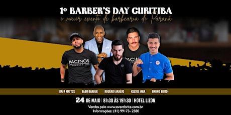 1º Barber's Day Curitiba ingressos