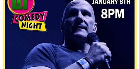 LIT Comedy Night Starring David Dyer tickets