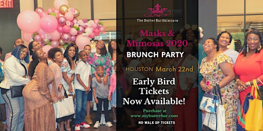 Masks & Mimosas Brunch Party 2020: Diamonds & Pear