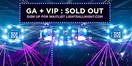 Lights All Night 2019 tickets