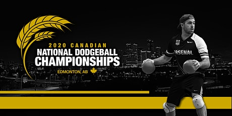 Canadian National Dodgeball Championships tickets