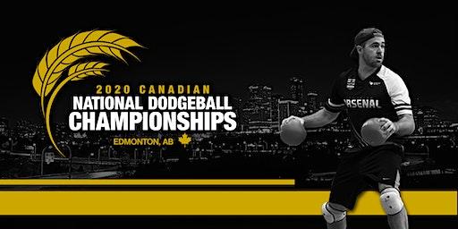 Canadian National Dodgeball Championships