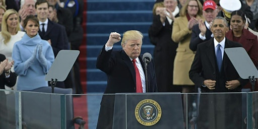 President Trump Inaugural Celebration by The Wisconsin Conservative Digest