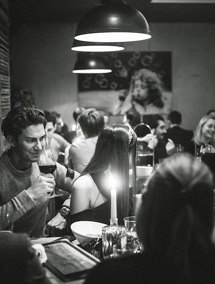 Wein & Käse - Weinprobe im Tasting Room - Munich Wine Rebels: Bild