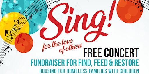 Sing! Fundraiser Concert