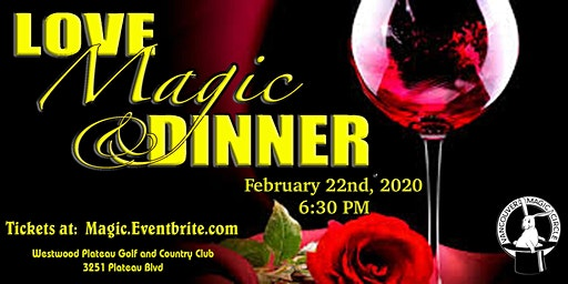 Love, MAGIC & Dinner