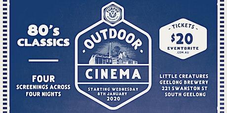 Furphy  Outdoor Cinema tickets