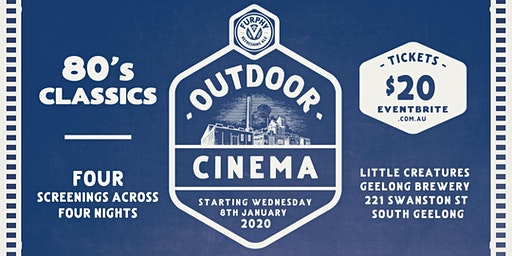 Furphy  Outdoor Cinema