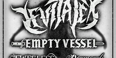 Manifest Records Presents Levitated and Empty Vessel
