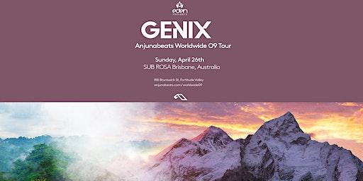 Eden Pres. Genix Anjunabeats Worldwide 09 Tour