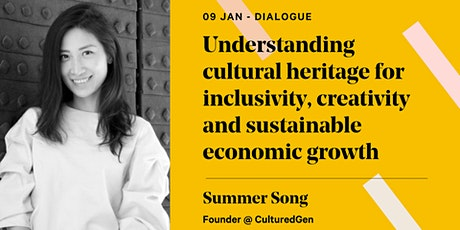 Understanding cultural heritage for inclusivity and creativity tickets