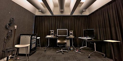 Recording Studio Induction