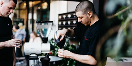 Specialty Barista Training #03- Brew Master tickets