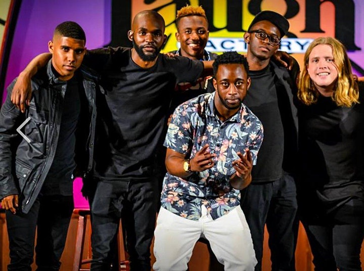 The Young Hustle Show Returns to Laugh Factory Chicago! image