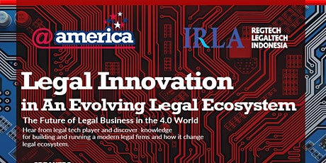 Legal Innovation in An Evolving Legal Ecosystem tickets