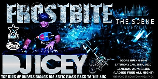 Frostbite with DJ ICEY
