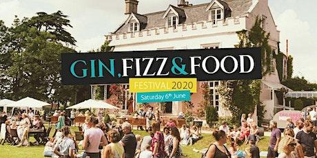 Gin, Fizz & Food Festival 2020 tickets