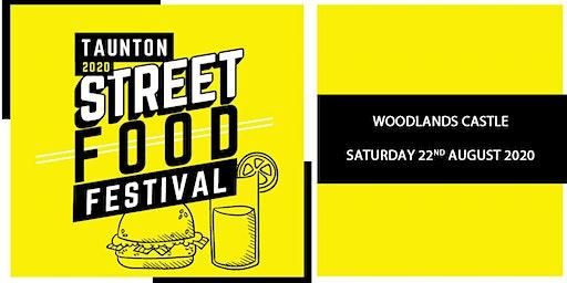 Taunton Street Food Festival 2020