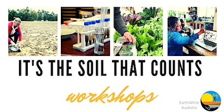 It's the Soil that Counts- Master Class tickets