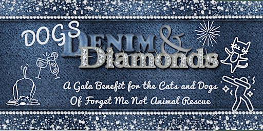 Dogs Denim & Diamonds