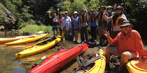 Bushcare Kayak