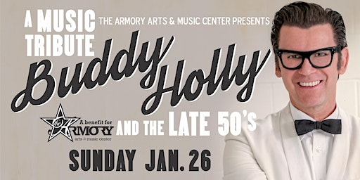 A Music Tribute Buddy Holly and the Late 50's - Todd Eckart and His Band