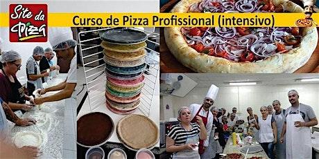 Curso de Pizza Profissional Intensivo SitedaPizza ingressos