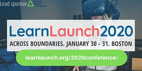 2020 LearnLaunch Across Boundaries Conference tickets