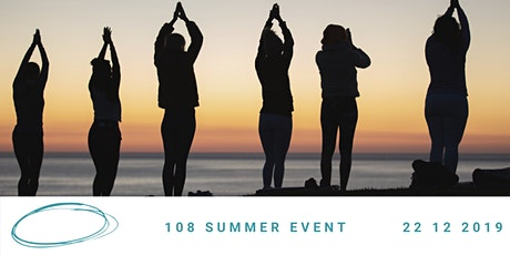 108 Summer Event tickets