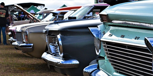 Chrome & Clutter Retro Festival 2020 - Show 'N' Shine