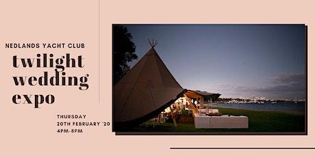 Nedlands Yacht Club Wedding Open Day 2020 tickets