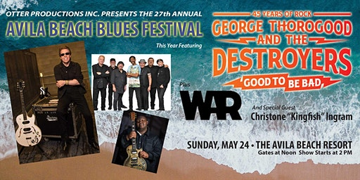 27th Annual Avila Beach Blues Festival