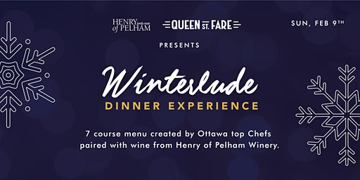 Winterlude Dinner Experience