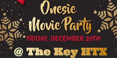 Onesie Movie Holiday Party  tickets