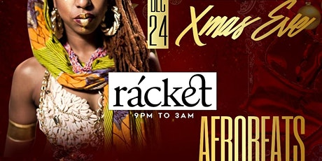 AFROBEATS XMAS EVE (ugly sweater party) tickets