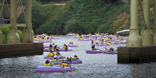 Inflatable Regatta 2020 - Maribyrnong River