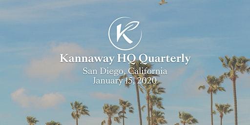 Kannaway HQ Quarterly - San Diego, CA