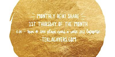 February 2020 Reiki Share