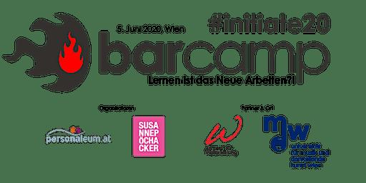 #INITIATE20 - Lernen ist das Neue Arbeiten?! (Barcamp)
