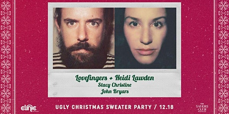 UGLY CHRISTMAS SWEATER PARTY AT THE SAYERS CLUB tickets