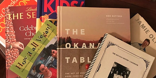 Creativity Through Cookbooks