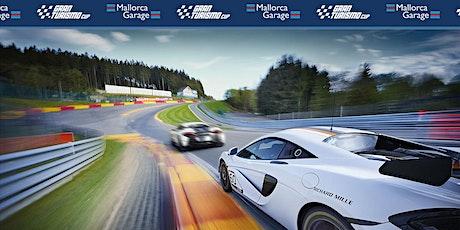 Gran Turismo Cup in Circuito Alcarras entradas