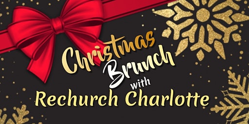 RechURch Christmas Brunch Celebration
