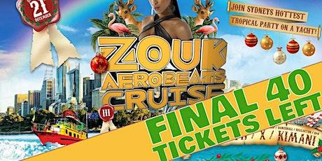 Zouk & Afrobeats PRE-XMAS Cruise tickets